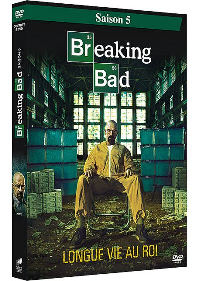 BREAKING BAD SAISON 5 1ÈRE PARTIE