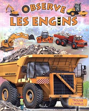 OBSERVE LES ENGINS