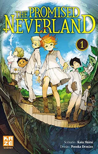 THE PROMISED NEVERLAND 01 : GRACE FIELD HOUSE