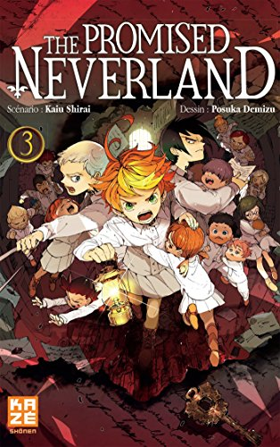 THE PROMISED NEVERLAND 03 : EN ÉCLATS