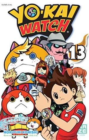 YO-KAI WATCH 13